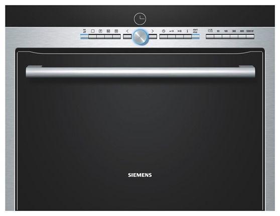 Компактный духовой шкаф с свч Siemens HB 86P575